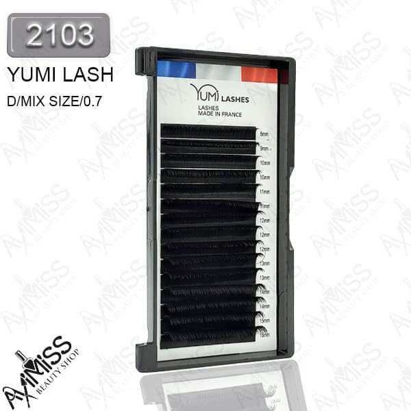 پالت مژه YUMI LASHES کد 2103