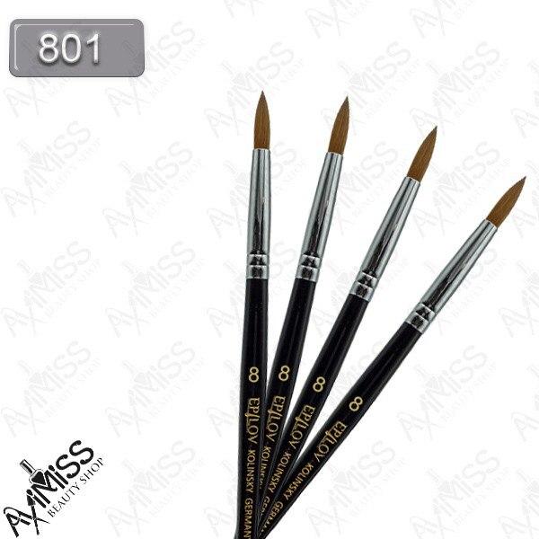 قلم مو کاشت ناخن EPILOV سایز 8
